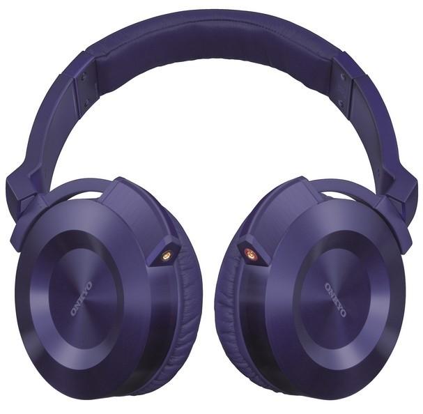 Cez hlavu Onkyo ES-FC300 fialová