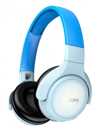 Cez hlavu Philips TAKH402 modrá