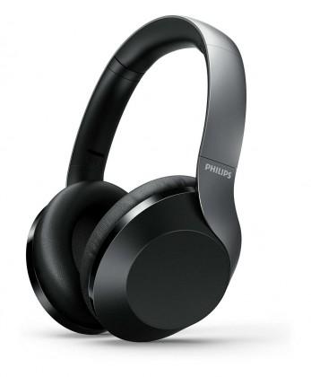 Cez hlavu Philips TAPH805 čierna