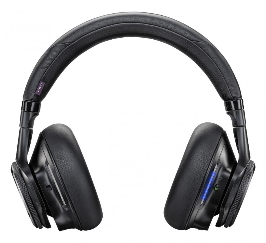 Cez hlavu Plantronics Backbeat PRO