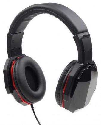 Cez hlavu Slúchadlá s mik C-tech MHS-5.1VU-001, USB, 5.1 zvuk ROZBALENÉ