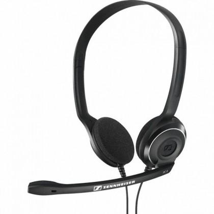 Cez hlavu Sluchátka SENNHEISER, PC 8 USB