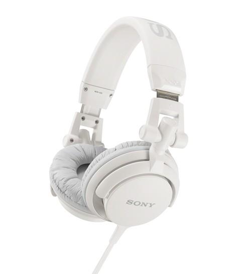 Cez hlavu  Sony MDR-V55W