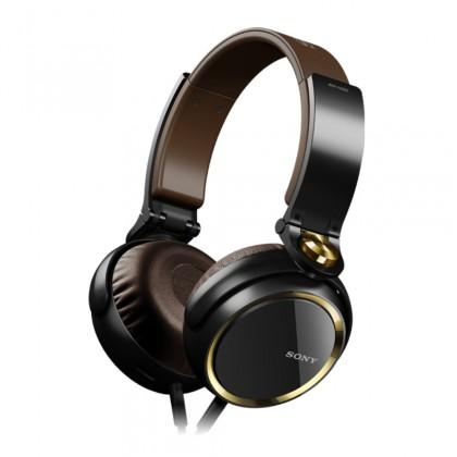 Cez hlavu  Sony MDR-XB600N
