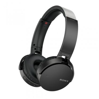 Cez hlavu Sony MDR-XB650BT Black