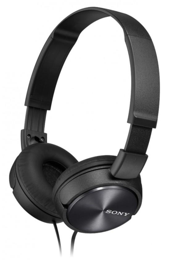 Cez hlavu Sony Slúchadlá MDRZX310AP čierna