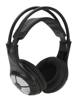 Cez hlavu TDK ST550 čierna