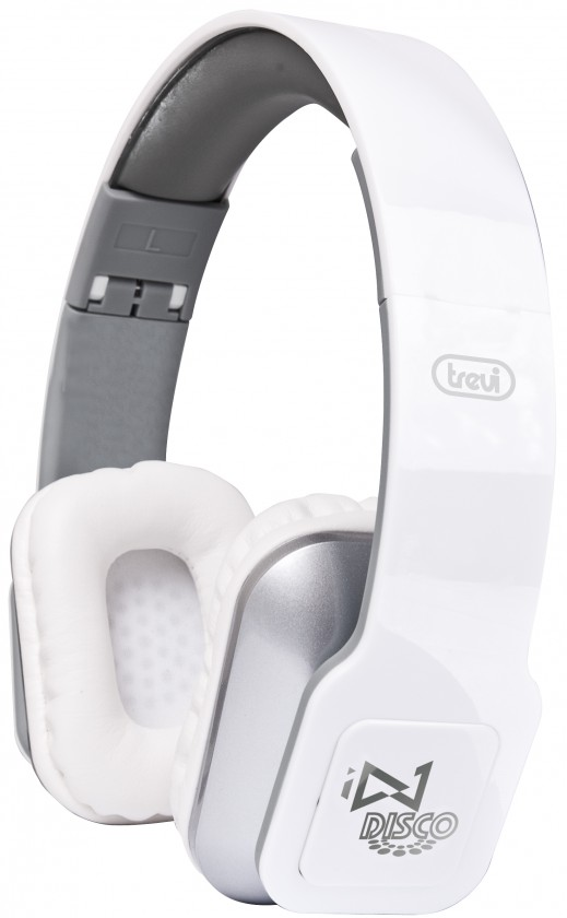 Cez hlavu Trevi DJ 621/biele