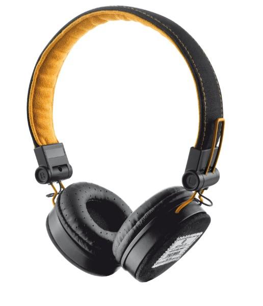 Cez hlavu Trust Fyber Headphones
