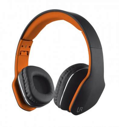 Cez hlavu Trust Mobi Headphone - black(20115)