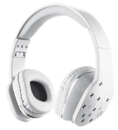 Cez hlavu Trust Mobi Headphone - white (20113)