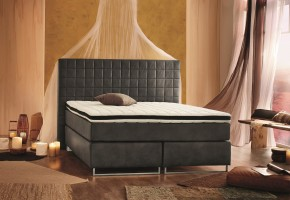 Chelsea - Boxspring 200x180, matrace, topper (50315-700)
