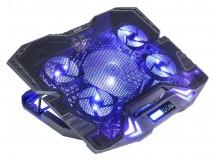 Chladiaca podložka EVOLVEO Ania 5, modré podsvietenie