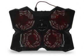Chladiaca podložka pod notebook SureFire Bora Gaming, červená