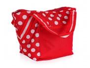 Chladiaca taška malá (červená, biela)