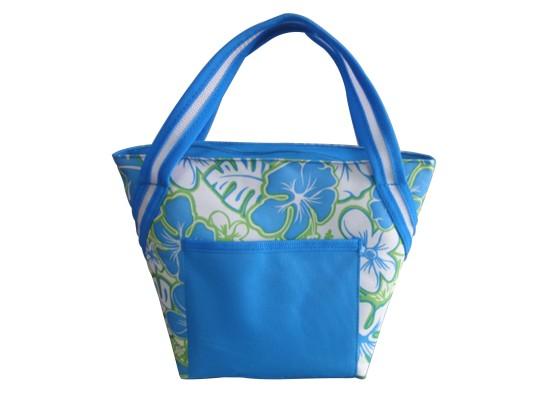 Chladiaca taška malá (modrá, zelená)