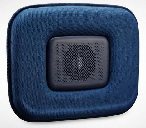 Chladiace podložky Cooler Master Comforter Air, modrá