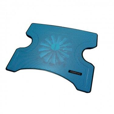 Chladiace podložky OMEGA chladiaca podložka FRIDGE 1 ventilátor, 2USB, modrá
