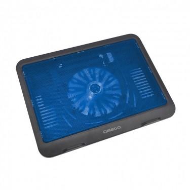 Chladiace podložky OMEGA WIND Chladiaca podložka, 14cm ventilátor, modrá