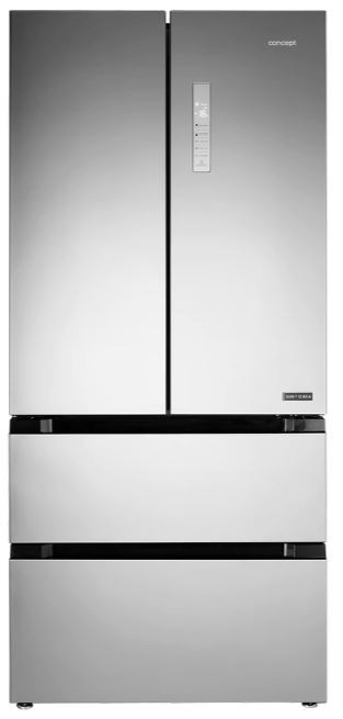 Chladničky s mrazničkou dole Americká Chladnička Concept LA6983SS