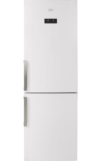 Chladničky s mrazničkou dole BEKO RCNA 365 E31W OBAL POŠKODENÝ