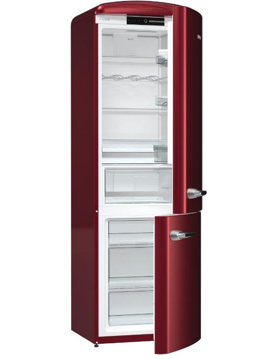 Chladničky s mrazničkou dole Gorenje ORK192R