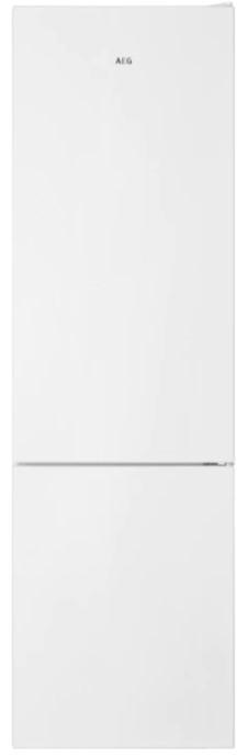 Chladničky s mrazničkou dole Kombin. chladnička s mrazničkou dole AEG RCB636E4MW, A++ POUŽITÉ,