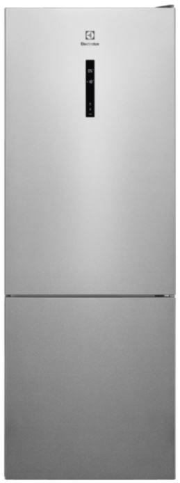 Chladničky s mrazničkou dole Kombin.chladnička s mrazničkou dole Elecrolux LNT7ME46X2, A++