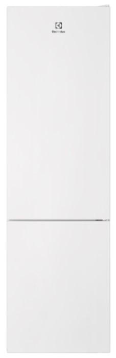 Chladničky s mrazničkou dole Kombin. chladnička s mrazničkou dole Electrolux LNT5MF36W0, A+