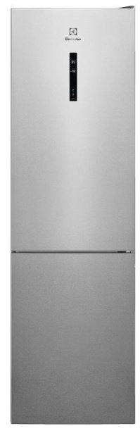 Chladničky s mrazničkou dole Kombin.chladnička s mrazničkou dole Electrolux LNT7ME34X2,A++