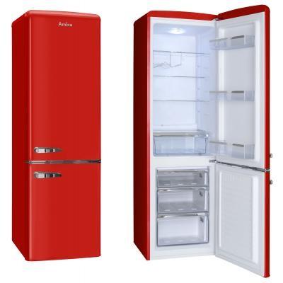 Chladničky s mrazničkou dole Kombinovaná chladnička Amica KGCR 387100 R, A++