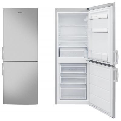 Chladničky s mrazničkou dole Kombinovaná chladnička Amica VC 1522 X, A++