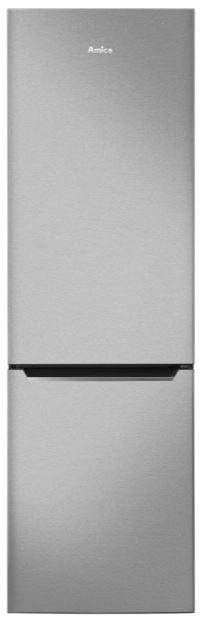 Chladničky s mrazničkou dole Kombinovaná chladnička Amica VC 1752 AX