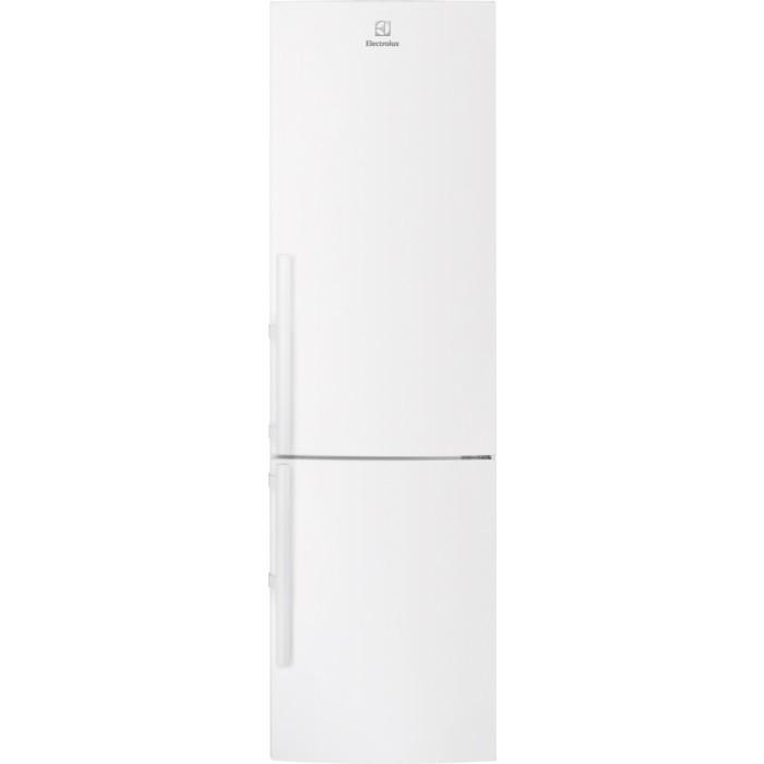 Chladničky s mrazničkou dole Kombinovaná chladnička Electrolux LNT4TF33W1,220/91l