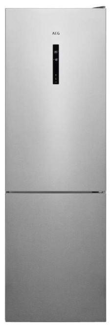 Chladničky s mrazničkou dole Kombinovaná chladnička s mrazničkou dole AEG RCB732E5MX,A++