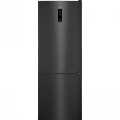 Chladničky s mrazničkou dole Kombinovaná chladnička s mrazničkou dole AEG RCB73821TY A++ POUŽI