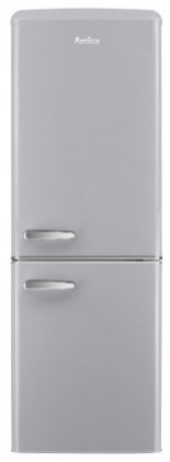 Chladničky s mrazničkou dole Kombinovaná chladnička s mrazničkou dole Amica VC 1622 G