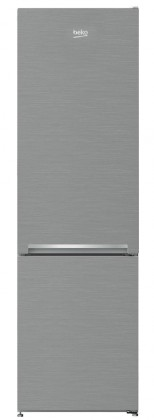 Chladničky s mrazničkou dole Kombinovaná chladnička s mrazničkou dole BEKO CSA270K30XPN