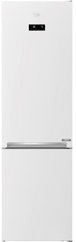 Chladničky s mrazničkou dole Kombinovaná chladnička s mrazničkou dole Beko RCNA406E60WN
