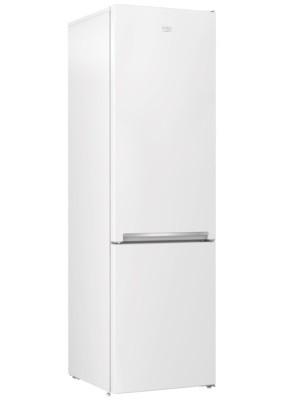 Chladničky s mrazničkou dole Kombinovaná chladnička s mrazničkou dole Beko RCNA406I40WN