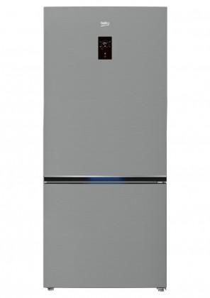 Chladničky s mrazničkou dole Kombinovaná chladnička s mrazničkou dole Beko RCNE 720E3VZP, A++
