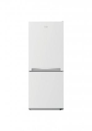 Chladničky s mrazničkou dole Kombinovaná chladnička s mrazničkou dole Beko RCSA 210 K20W