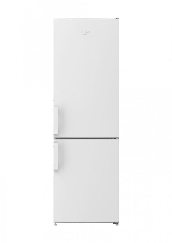 Chladničky s mrazničkou dole Kombinovaná chladnička s mrazničkou dole BEKO RCSA 270 M21W, A+