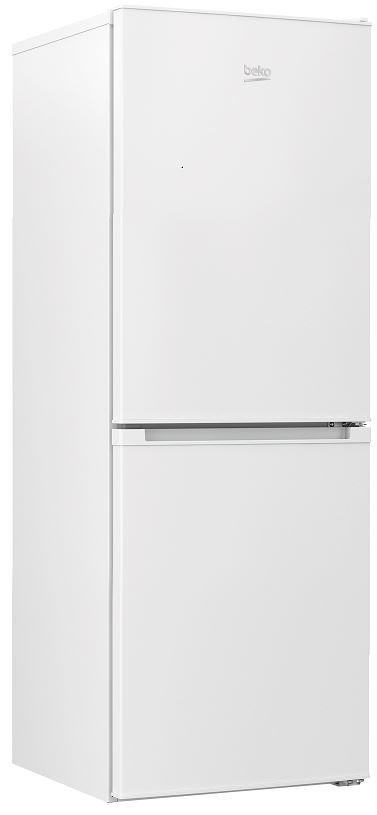 Chladničky s mrazničkou dole Kombinovaná chladnička s mrazničkou dole Beko RCSA240K30WN