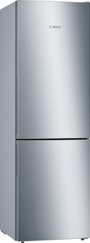 Chladničky s mrazničkou dole Kombinovaná chladnička s mrazničkou dole Bosch KGE36ALCA