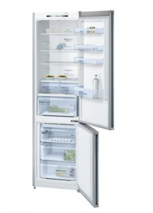 Chladničky s mrazničkou dole Kombinovaná chladnička s mrazničkou dole Bosch KGN 39VI35