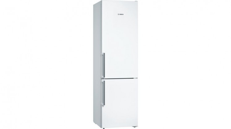 Chladničky s mrazničkou dole Kombinovaná chladnička s mrazničkou  dole Bosch KGN39VWEP