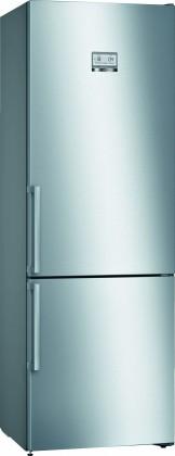 Chladničky s mrazničkou dole Kombinovaná chladnička s mrazničkou dole Bosch KGN49AIDP