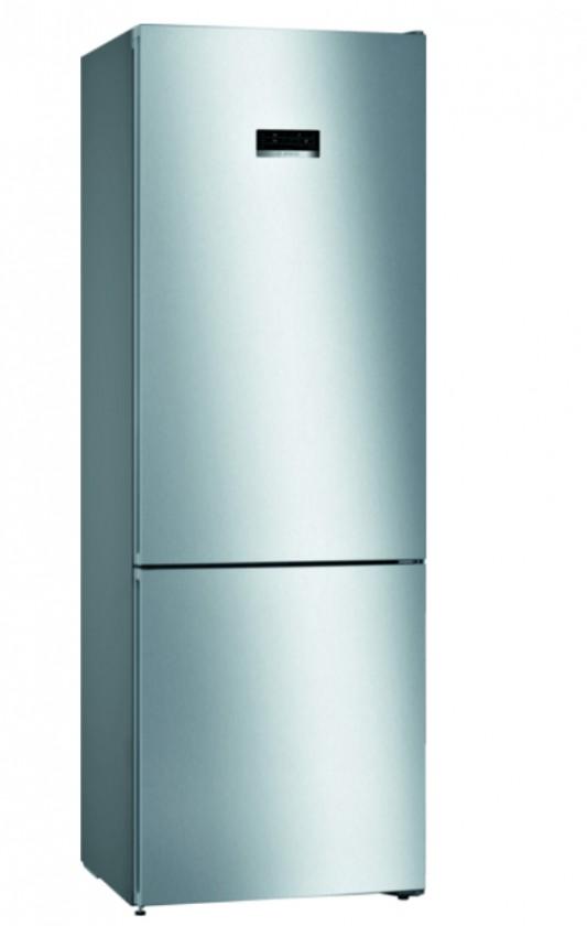 Chladničky s mrazničkou dole Kombinovaná chladnička s mrazničkou dole Bosch KGN49XLEA, A++