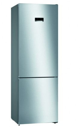 Chladničky s mrazničkou dole Kombinovaná chladnička s mrazničkou dole Bosch KGN49XLEA
